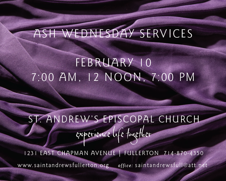 Ash Wednesday Services-01